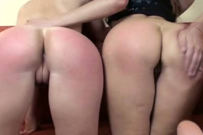 spanking, Sinn Sage, AnnaBelle Lee and Amber Chase, sexy girl spanks girl spanking