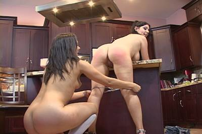 Spanking, Sinn Sage, Anastasia Pierce,  erotic girl spanks girl spanking, ass eating, tit slapping