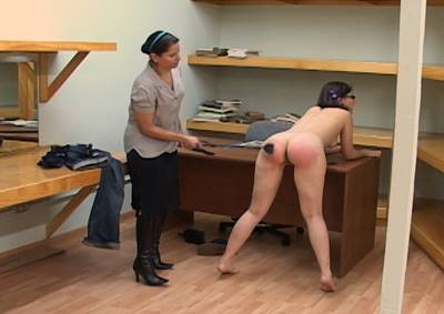 spanking, Sinn Sage and Chelsea Pfeiffer, girl spanks girl erotic spanking