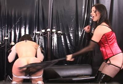 Spanking Sinn Sage, erotic girl spanks girl spanking with Anastasia Pierce